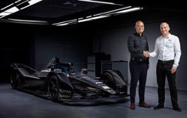 DS TECHEETAH partnership