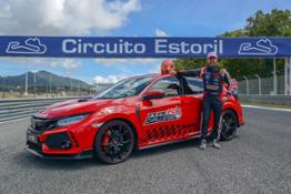 135770 Honda Civic Type R sets new lap record at Estoril circuit in Portugal