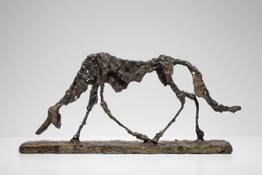gen-press Giacometti Dog