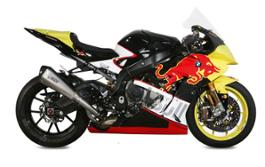 BMW S1000RR and Delta race