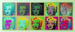 Warhol Marylin.