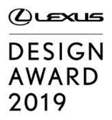 2019 Lexus Design Award Logo EA7A7CF5A9E9A0753FB760D4D5A59EF248B25D02