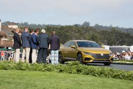 Volkswagen Donates 2019 Arteon to Charity During Pebble Beach Concours dElegance--8681