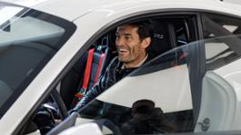 Image-Gallery Mark_Webber_testing_the_new_911_GT3_RS