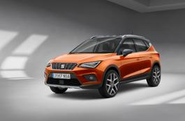 02 New SEAT Arona 3.4 Orange Studio S HD