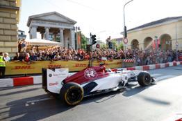 Formula 1 Milan Festival 01