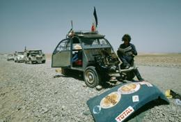 Un guasto si ripara con un semplice manuale tecnico e pochi attrezzi, anche in mezzo al deserto