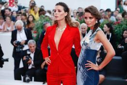 Giorgia e Greta Berti red carpet