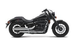 19 Honda Shadow Phantom RHP Black