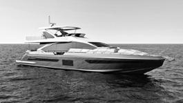 High Res Azimut Grande 25 Metri BW (to be used only coupled with interiors watercolor)