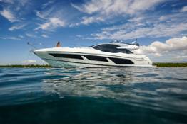 74 Sport Yacht - exterior 2