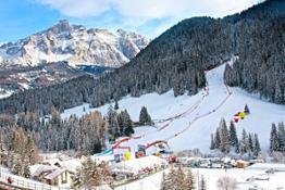 Alta Badia Skiworldcup by Freddy Planinschek