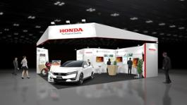 153245 Honda to present portfolio of intelligent mobility technologies at ITS