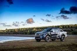 426233457 Nissan unveils mobile space observatory the Nissan Navara Dark Sky Concept