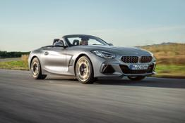 31 La nuova BMW Z4
