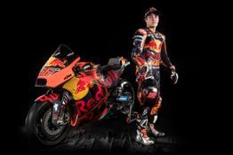 Mika Kallio KTM RC16 2018
