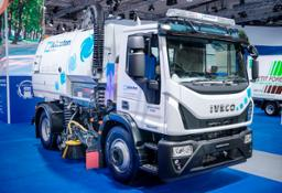 IVECO IAA2018 Eurocargo Johnston