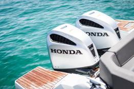 153035 Honda Marine al Salone nautico di Genova 2018
