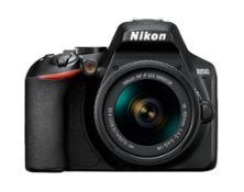 Nikon D3500 AFP 18 55 VR front