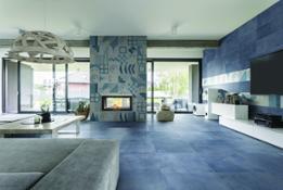 Acquerello Grey Blue SALA