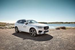230937 Volvo Cars aims for 25 per cent recycled plastics in every new car from