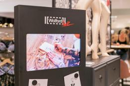 wolford ink Rinascente pop up (2)