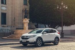 153923 Honda conferma i consumi e le emissioni del nuovo CR-V Hybrid e presenta