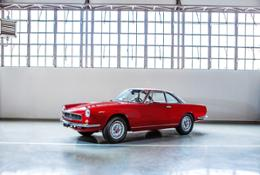 180926 Heritage Abarth 2400 Coupe Allemano