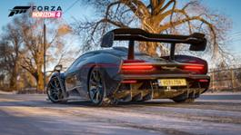 Forza-Horizon-4 Senna-Rear