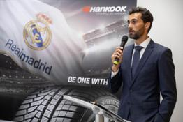 20180917 Hankook invited Real Madrid to hold a football training session 02