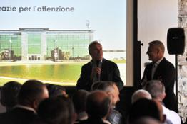 19 settembre management Riccardo Magri e Roberto Tebaldini