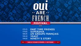 FESTIVAL CITROEN OUI ARE FRENCH