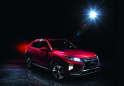 Eclipse Cross - Good Design award 2018