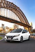 New Nissan LEAF Australia 2-source