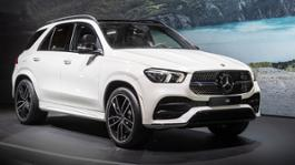 2018 Paris Mercedes GLE 18C0834 040