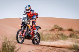 Sam Sunderland - KTM 450 RALLY - Rally du Maroc 2018