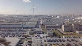226649 Volvo Cars manufacturing plant in Ghent