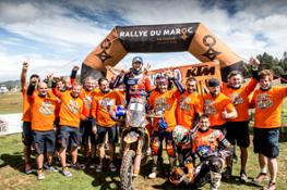 Toby Price - KTM 450 RALLY - Rally du Maroc 2018
