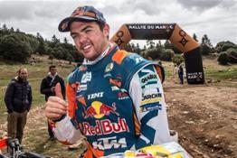 Walkner Rally du Maroc 2018