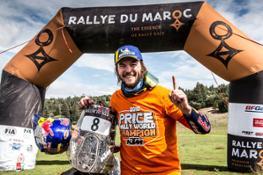 01 Price KTM 450 RALLY Rally du Maroc 2018