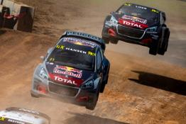 Il Team PEUGEOT Total in Germania (3) (Grand)