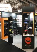 Helmo Salon de la Moto Pairs 2018 stand lr