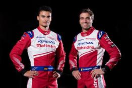 MAHINDRA DRIVERS LINE UP F.E 2018-19