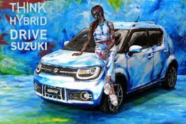 86 - Suzuki Hybrid Art GAM (1)