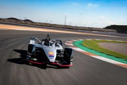 426239069 Nissan e dams continues progress in Formula E testing