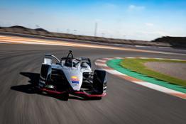 426239069 Nissan e dams continues progress in Formula E testing