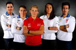 Alpina Team French Ski Team 2018 HD