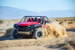 16 Honda Rugged Open Air Vehicle Concept