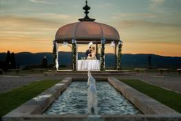 La Bagnaia Golf & Spa Resort Siena - Wedding Gazebo
