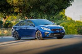 14565 2020 Kia Forte GT Sport Trims